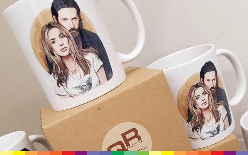 Рекламни чаши | QR Media Ltd